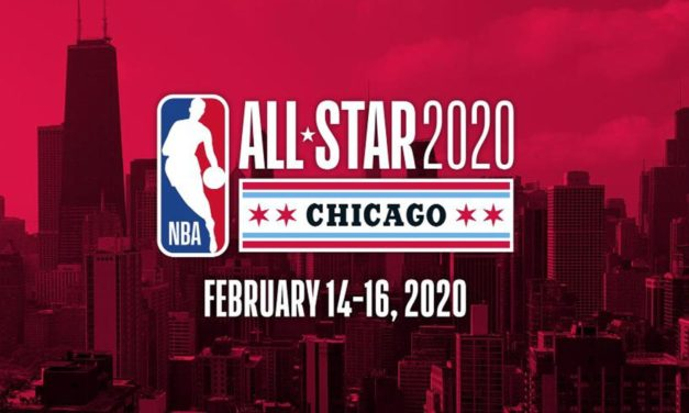 All Star week-end – Chicago, 14, 15, 16 février 2020