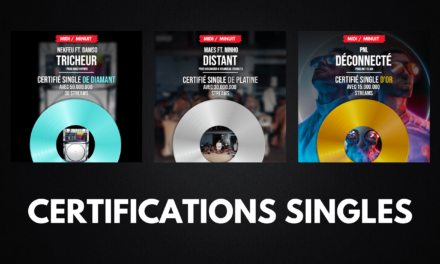 Certifications singles